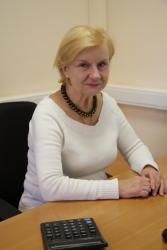 Данилова Елена Петровна, логист